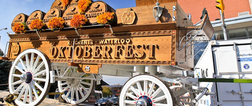Fall events in Kitchener & Cambridge