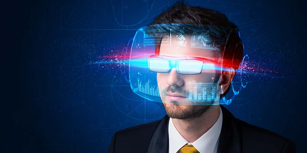 VR glasses of the future