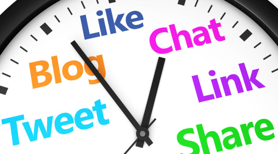 Are you devoting enough time to social media?