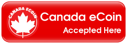 Canada eCoin accepted here